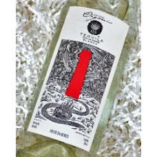 123 Organic Blanco Tequilia