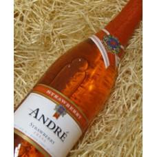 Andre Strawberry California Champagne