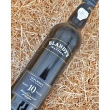Blandy's Rich Malmsey Madeira 10 yr.