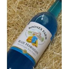 Boone's Farm Blue Hawaiian Flavored Apple Wine