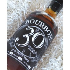 Bourbon 30 Small Batch Borubon
