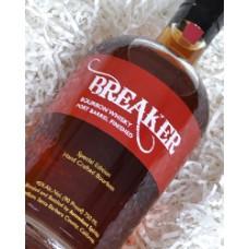 Breaker Bourbon Whiskey Port Barrel Finished