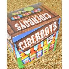 Ciderboys Hard Cider Variety Pack