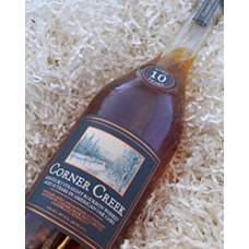Corner Creek Bourbon Whiskey 10 yr.