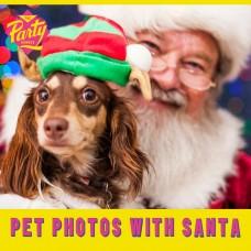 12-15-2019 - Pet Photos with Santa